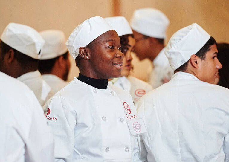 Careers through Culinary Arts Program, New York