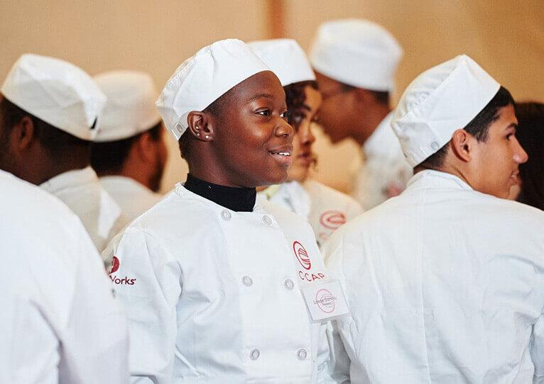 Careers through Culinary Arts Program, New York