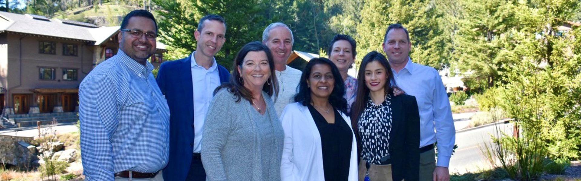The 1440 Foundation Team